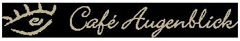 Café Augenblick Logo